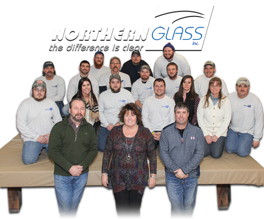 Northern Glass Staff