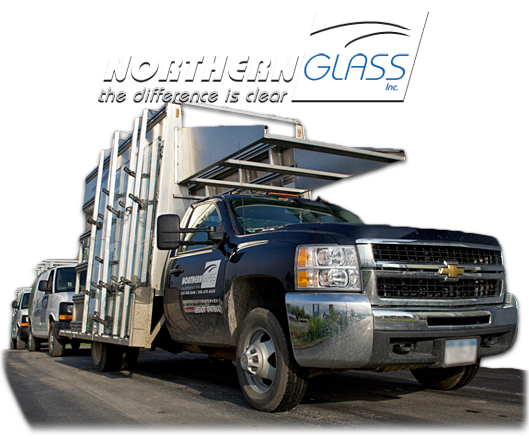 Northern Glass trucks
